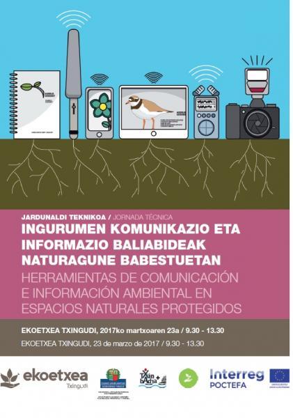 Jardunaldi_teknikoa_ingurumen_komunikazio_eta_informazio_baliabideak_naturagune_babestuetan